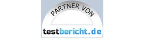 Gelistet auf testbericht.de