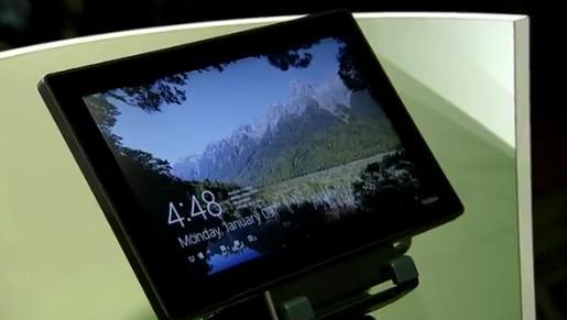 Windows 8 auf Tegra 3 Tablet-PC
