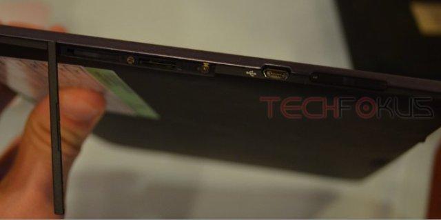 Fujitsu Stylistic M532 quad Core Tablet