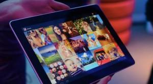 Das MediaPad 10 FH mit ultra scharfen Display