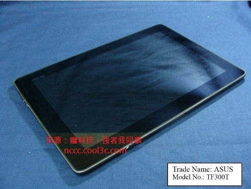 Asus TF300T Transformer Tablet