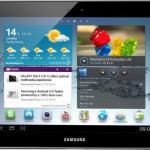 Das Samsung Galaxy Tab 2
