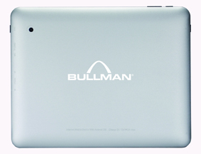 BULLMAN Tablet A9M mit Alu-Body